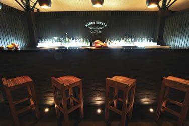Le Bar Boucan et sa situation exceptionnelle