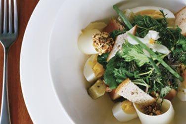 Dégustez des produits frais, des poissons et fruits de mer fraîchement pêchés