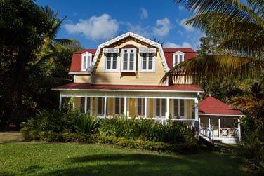 L'hôtel est doté de 12 cottages très confortables