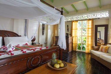 l'intérieur et l'aménagement du cottage 1 chambre