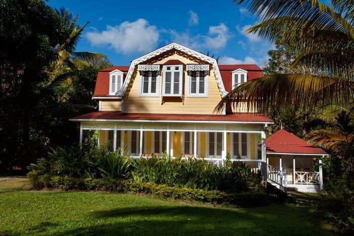 Hôtel Fond Doux Resort & Plantation 3* Supérieur, Sainte-Lucie