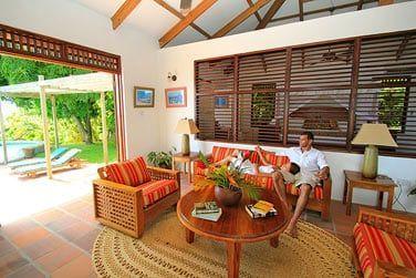 Les villas sont parfaitement équipées pour assurer votre confort