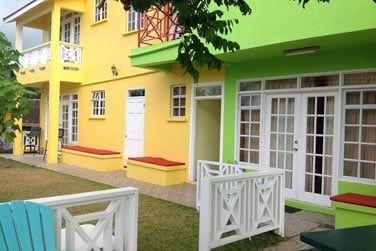 Petit hôtel de charme de seulement quelques chambres, suites ou appartements