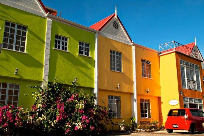 Hôtel Habitat Terrace 3*, Sainte-Lucie