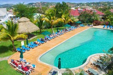 En version standard, séjournez à l'hôtel Coco Palm