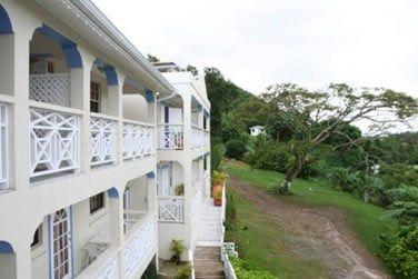 Une petite structure de 14 chambres