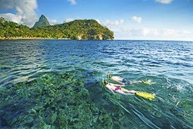 Les sites de plongée sont nombreux