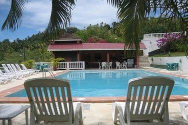 L'hôtel se situe à quelques minutes de la réserve naturelle de Fregate et de la forêt