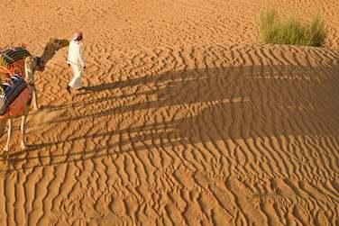 Profitez de votre séjour à Dubaï pour faire une petite escapade dans le désert
