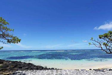 Sur la côte Nord-Est de l'île Maurice, à l'écart du tumulte des grandes zones touristiques
