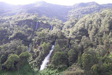 A proximité du cirque de Salazie et ses magnifiques cascades