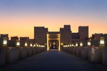 Bienvenue à Abu Dhabi à l'hôtel Qasr Al Sarab Desert Resort by Anantara