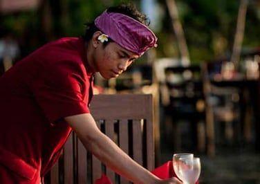 Dégustez une cuisine indonésienne et internationale