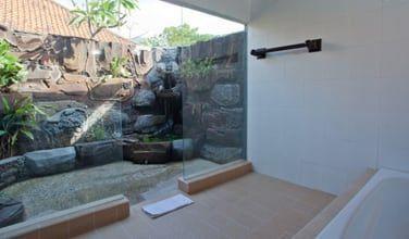 Chambre stantard cottage vue jardin