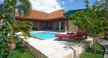Villa deluxe avec piscine