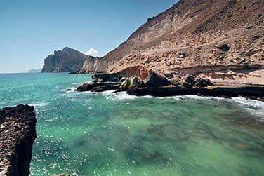 La région du Dhofar vous réserve de belles surprises