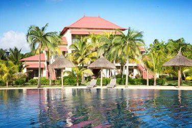 Niché sur la côte Sud de l'île Maurice, bienvenue à l'hôtel Tamassa
