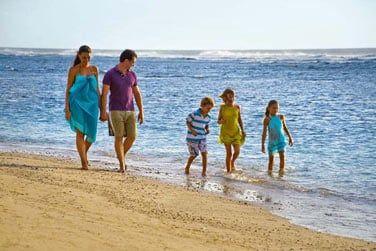 Passez des vacances inoubliables en famille sur les îles sœurs de l'Océan Indien...