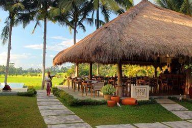 Le restaurant Terracotta vous propose une cuisine indonésienne et occidentale authentique