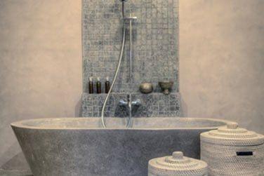 Baignoire pour vos moments de détente
