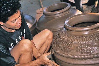 L'art et l'artisanat occupent une grande place à Ubud