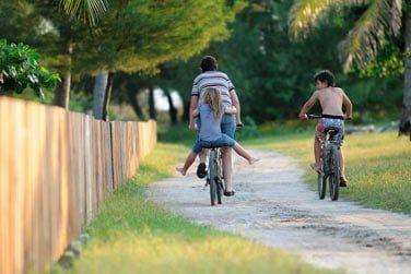 Partez en vélo explorer les environs