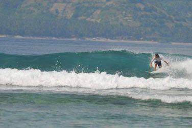 Les surfeurs également !