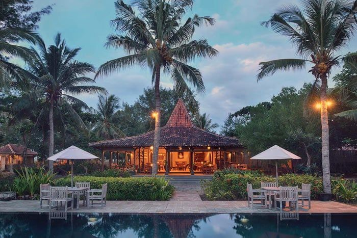Hôtel Desa Dunia Beda, Indonésie