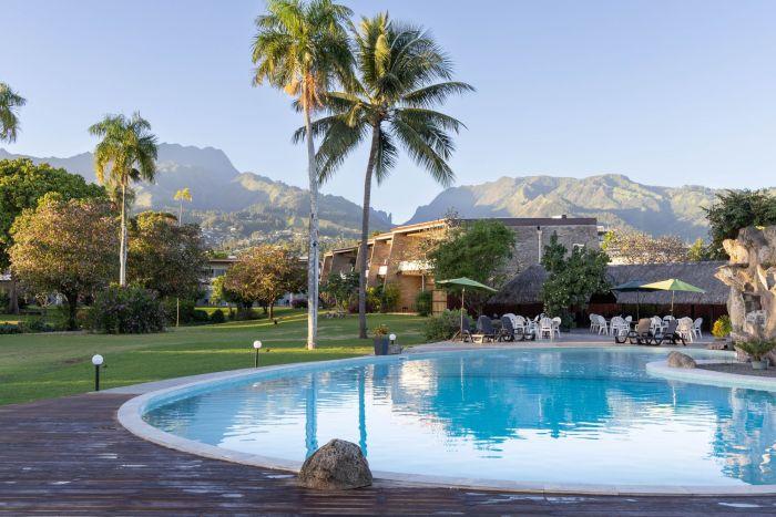 Hôtel Royal Tahitien 2*, Polynésie
