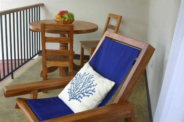 Vous disposez d'un balcon ou d'une terrasse privative