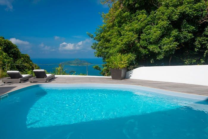 Copolia Lodge, Seychelles