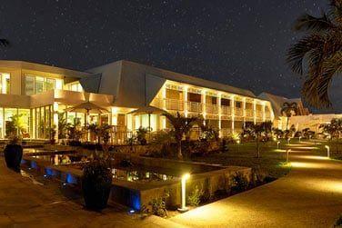 Ce petit hôtel à l'âme créole se trouve à St Pierre, dans le sud sauvage de l'île