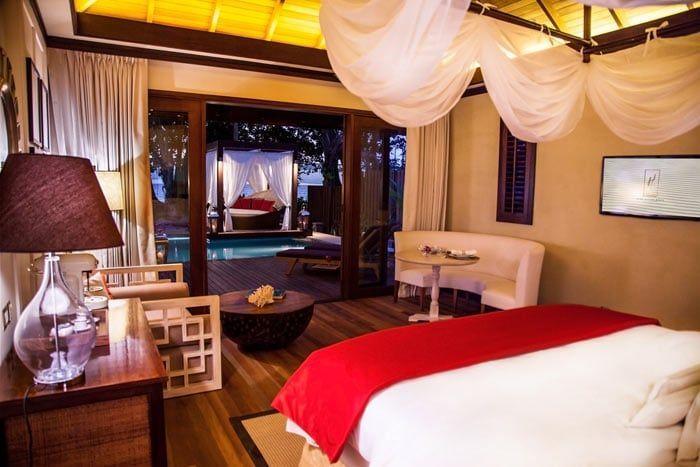 villas plage famille avec piscine (2 chambres)
