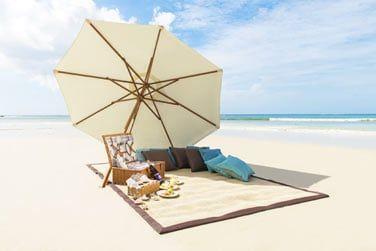 Et pourquoi ne pas vous laissez tenter par un pique-nique sur la plage ?
