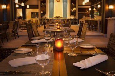 Le restaurant Vasco's