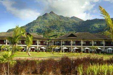 Bienvenue à l'hôtel H Resort