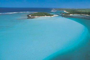 A l'Est de l'Ile Maurice se cache une petite île paradisiaque