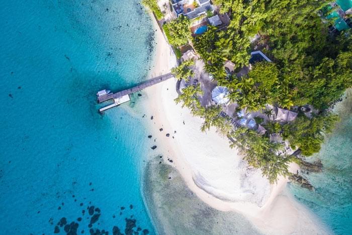 Hôtel Ile des Deux Cocos, Ile Maurice