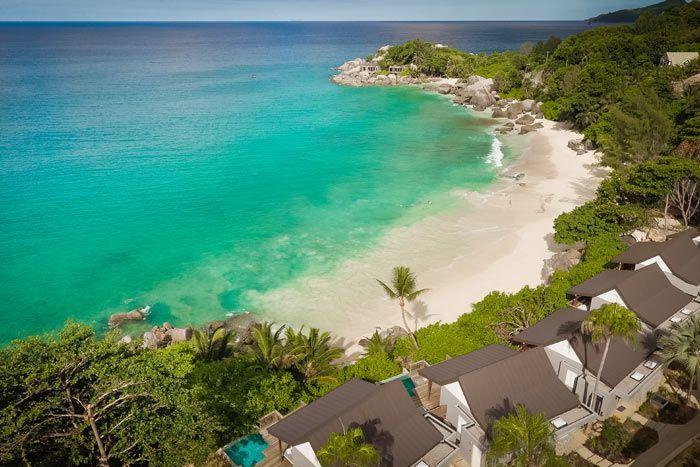 Hôtel Carana Beach 4*, Seychelles