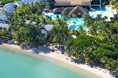Bienvenue à l'hôtel The Ravenala Attitude à l'île Maurice