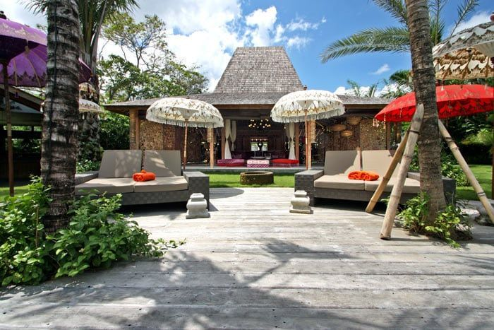Photos bali ethnic villas indon sie for Jardin villa ale aguascalientes