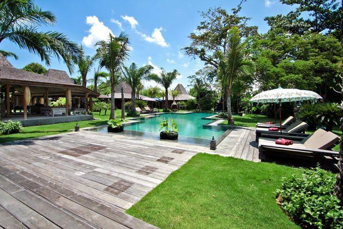 Bali Ethnic Villas, Indonésie