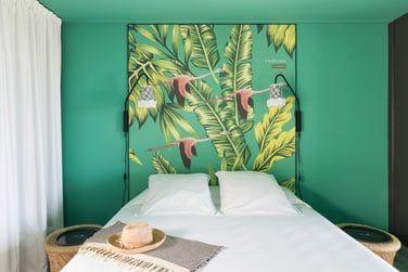 Une déco colorée et tropicale !