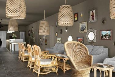 Ce boutique hôtel vous garantit un séjour empreint de charme et de tranquillité