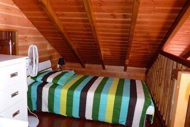 Les villas sont confortables et décorées avec soin