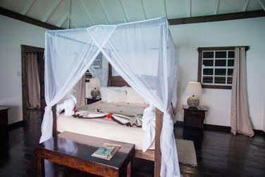 La chambre en Sunset Cottage