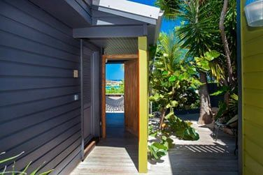 Installez-vous sur votre terrasse privative