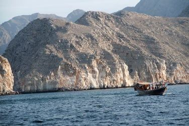 Une excursion en dhow, embarcation traditionnelle, vous offrira un superbe panorama