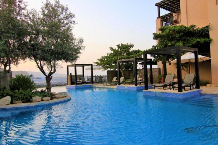 Hôtel Atana Musandam 3*, Oman