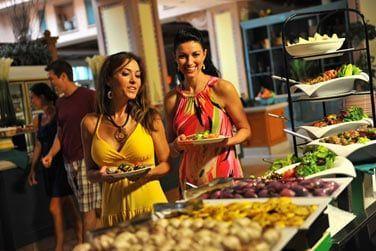 Du buffet au restaurant gourmet en passant par le snack, il y en a pour tous les goûts
